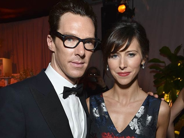 Benedict Cumberbatch, Sophie Hunter Name Baby Boy Christopher Carlton