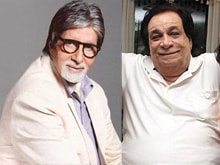 Amitabh Bachchan Shares News of Kader Khan's Comeback to Films