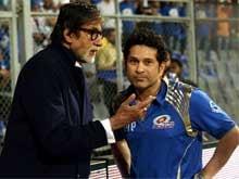 Amitabh Bachchan, Sachin Tendulkar Invited to be Ambassadors For Tiger Project