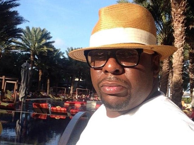 Bobby Brown Back Onstage After Daughter's Death