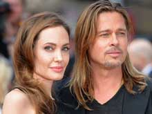 Angelina Jolie, Brad Pitt Are House-Hunting in London