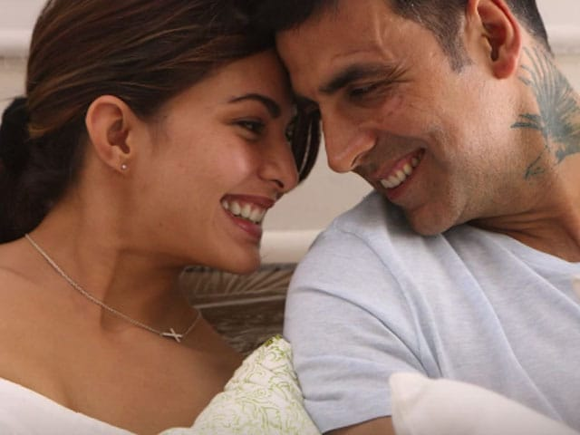 In New Brothers Poster, Akshay and Jacqueline Share a Moment