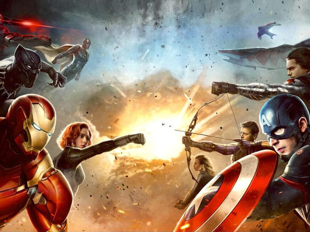 Civil War: Captain America, Iron Man's Teams Revealed