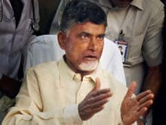 Don't Commit Suicide Over Special Status: Andhra CM