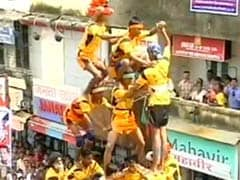 'Dahi-Handi' Festival: Supreme Court To Clarify Today On Human Pyramid