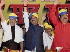 Jharkhand Chief Minister Raghubar Das Criticises Lalu Prasad-Nitish Kumar Alliance in Bihar