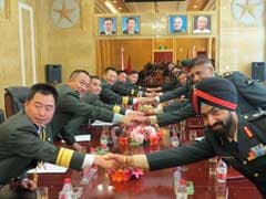 Army Officials of India, China Hold First Ever Meet at Daulat Beg Oldie in Ladakh