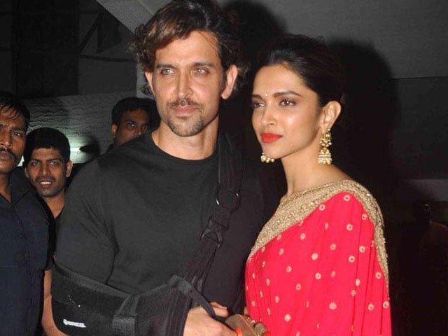 Deepika on Film With Hrithik: Can't Walk Out of a Film I'm Not Offered
