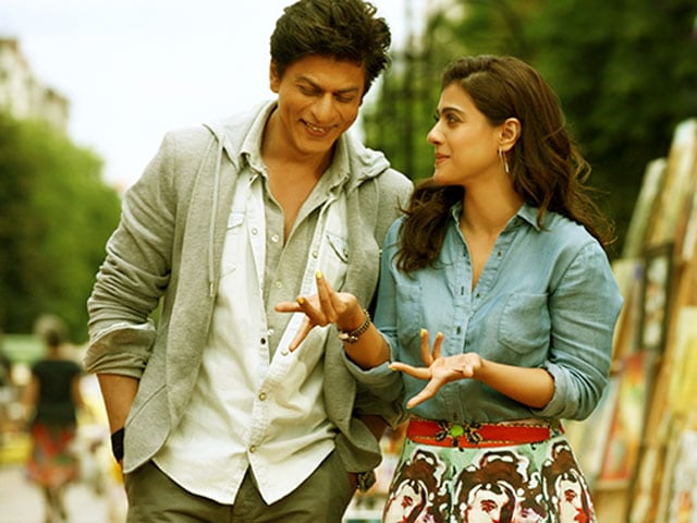 The Magic of Shah Rukh Khan, Kajol: 10 Songs we Love