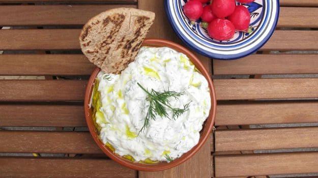 How to Make the Perfect Greek Yogurt Dip
