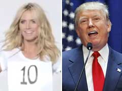 #HeidiTrumpsTrump. 'No Longer a 10,' You Say? Watch This