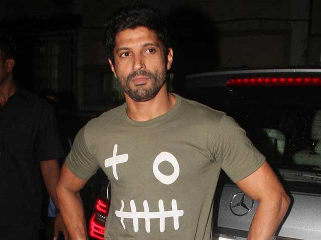 Farhan Akhtar Wants His Films to Convey a Message