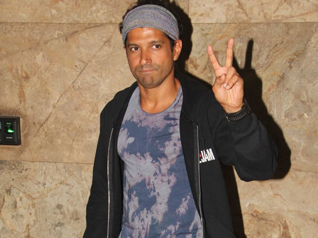 Host a TV Show? Farhan Akhtar Can Do That