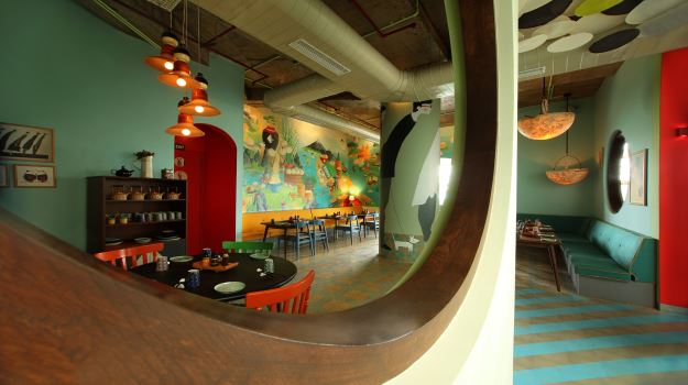 Restaurant Review: The Fatty Bao Waddles into Delhi