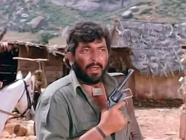 Sholay is 40: Gabbar Singh, the Villain Every Hero Wanted to Play