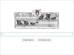 Google Marks 101st Anniversary of First Electric Traffic Signal System