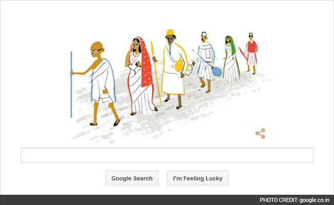 Google Celebrates India's 69th Independence Day