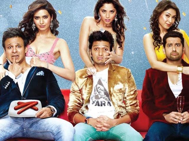 Delhi High Court Stays TV Premiere of  Film Grand Masti