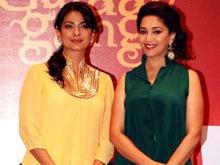 Juhi Chawla: Was Apprehensive About Working With Madhuri in <I>Gulaab Gang</i>