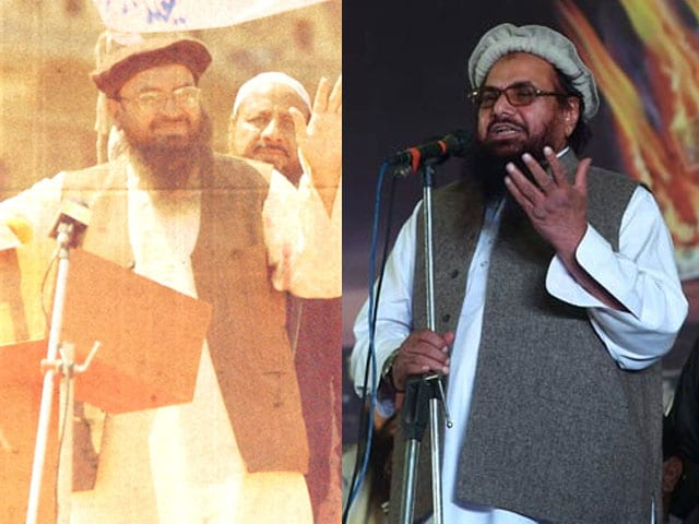 Actor Playing Hafiz Saeed in Phantom Goes Underground