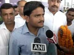 Hardik Patel in Delhi, to Meet Quota-Stir Leaders