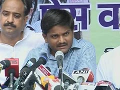 Hardik Patel Stopped From Meeting Gujarat Minister of State for Home