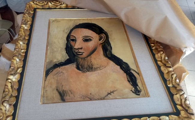 Picasso 'National Treasure' Seized by French Customs in Corsica