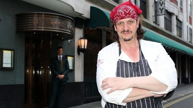 Wash, Clean, Scrub: Can Jay Rayner Hack Life as a Kitchen Porter?