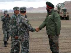 An Airstrip at 16,000 Feet Becomes Meeting Point Between India and China