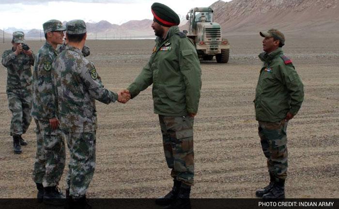 An Airstrip at 16,000 Feet Becomes Meeting Point Between India and China