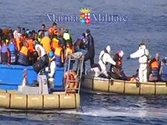 Italy Rescues Around 1,100 Migrants In Mediterranean