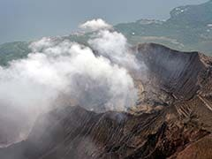 """Japan Issues Alert After Volcano Erupts Causing Multiple """"Explosions"""""""