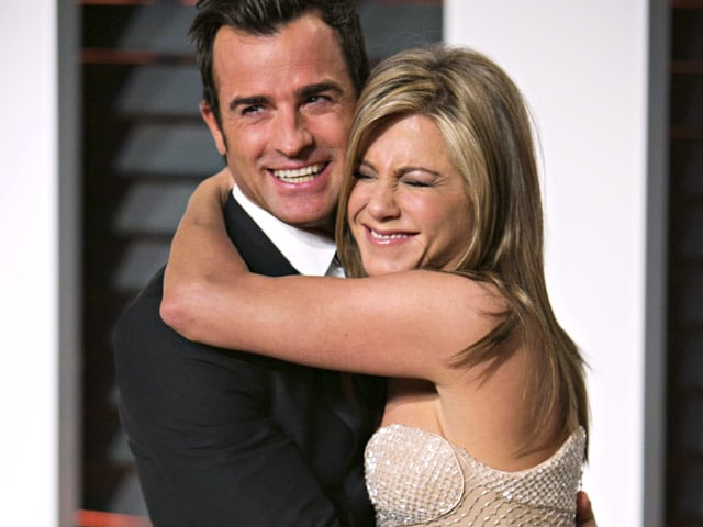 Jennifer Aniston, Justin Theroux Wed Secretly in Los Angeles: Reports