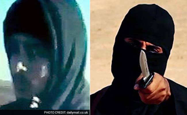 Islamic State's Jihadi John Reveals His Face for the First Time