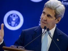 John Kerry Leans on Kennedy Family Heirloom After Leg Break