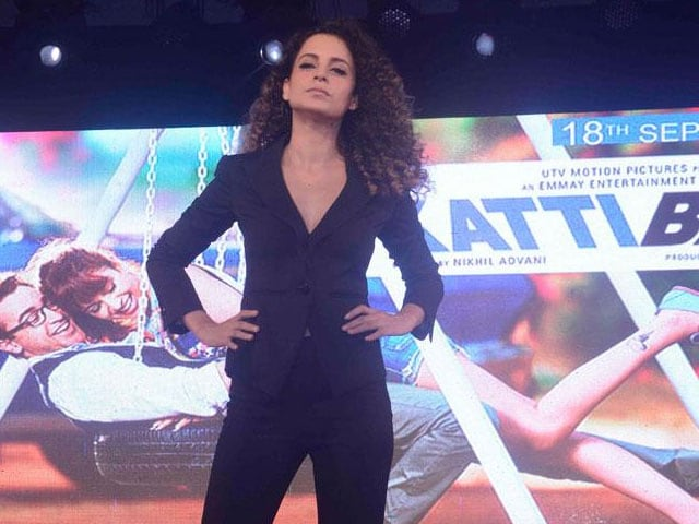 Kangana Ranaut Reportedly Highest Paid Actress With 11 Cr Pay Cheque