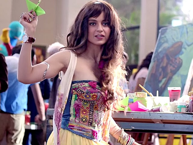 Kangana Ranaut: Katti Batti's Payal Tougher to Play Than Datto