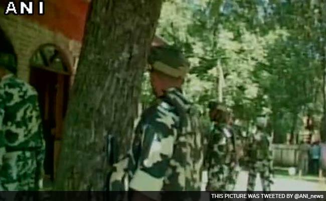 Civilian in Wheelchair, Cop Killed in Terror Attack in Kashmir's Sopore