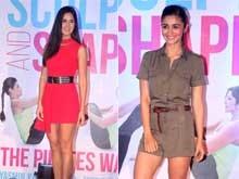 Katrina Kaif is Hot, Says Alia Bhatt