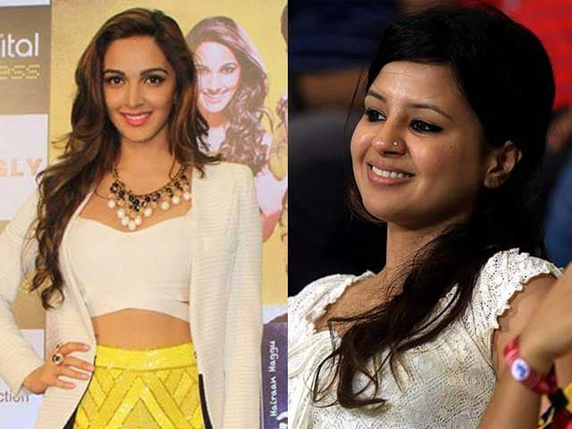 Kiara Advani Cast as Sakshi in Dhoni Biopic