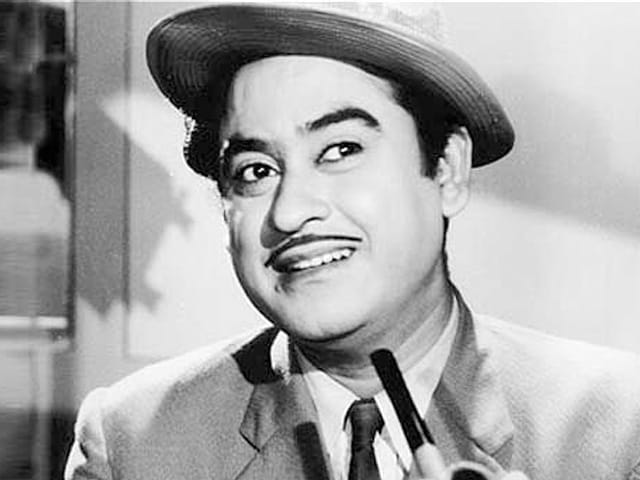 On Kishore Kumar's 86th Birth Anniversary, Tweet Wishes From Bollywood