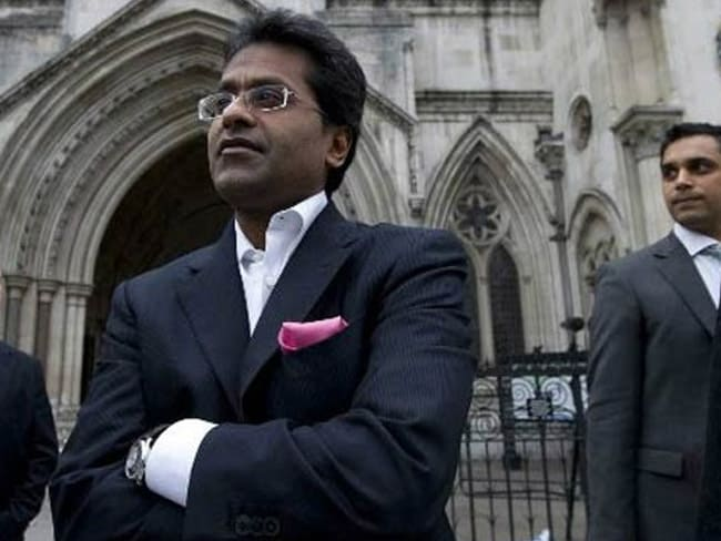 Trying To Extradite Lalit Modi, May Seek Red Corner Notice, Government Says