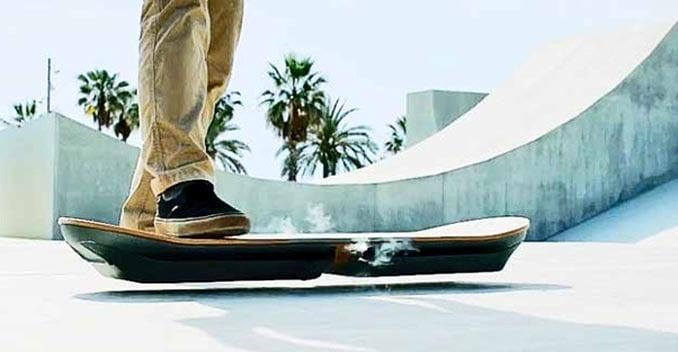 Lexus Hoverboard Price >> The Lexus Hoverboard Is Finally Here Carandbike
