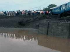 Madhya Pradesh Trains Derailed: Surge of Water Hit Tracks That Were Safe Just 10 Minutes Before