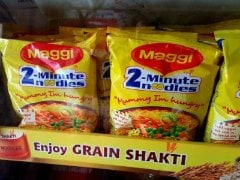 Guwahati lab Terms Maggi Noodles Sample as 'Misbranded'