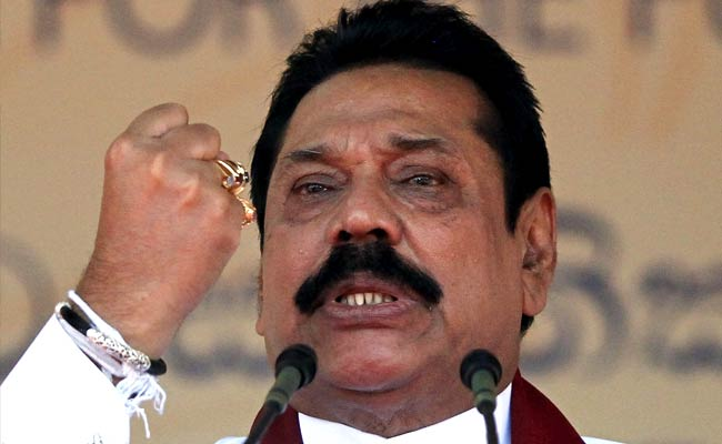 Prove Mahinda Rajapaksa's Majority In Floor Test: Sri Lanka Speaker
