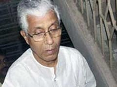 Manik Sarkar Left Front's Chief Ministerial Candidate For Tripura Polls