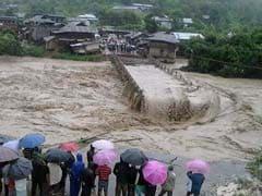 Flood in 3 States Kills 70, Village Badly Hit in Leh