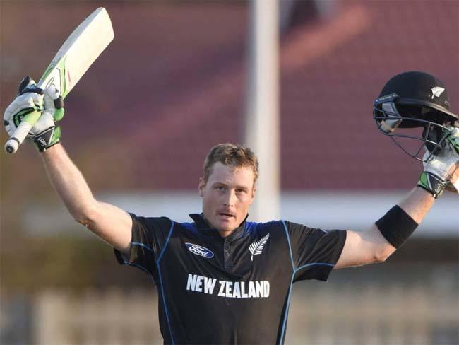 हेमिल्टन वनडे: मार्टिन गप्टिल ने बनाए 180 रन, न्यूजीलैंड ने दक्षिण अफ्रीका को 7 विकेट से हराया