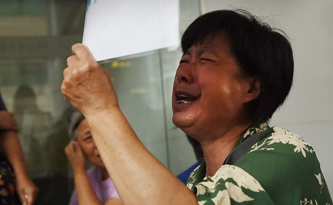 Chinese MH370 Families Demand to Go to Reunion